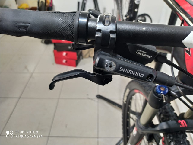 ? Bicicleta Merida Carbon BIG7? - Foto 4