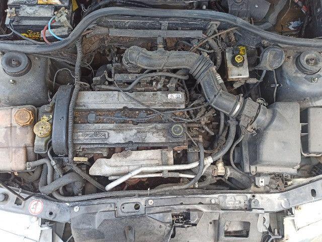 Ford Escort S.W. GLX 1.8l 16V 1998 - Foto 19