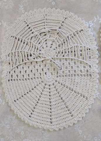 Conjunto 3 peças crochê - Foto 5