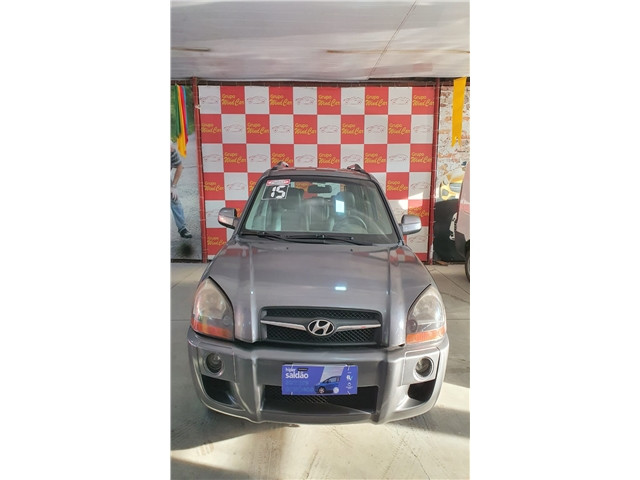 Hyundai Tucson 2015 2.0 mpfi gls 16v 143cv 2wd flex 4p automático - Foto 3