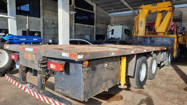 prancha fixa para caminhão munck  - Foto 3