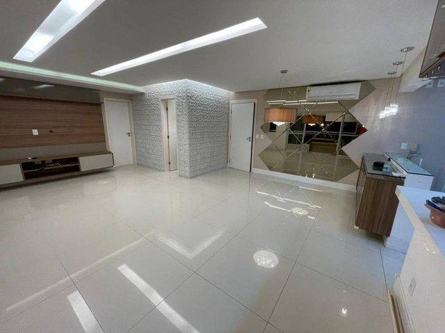 Apartamento para venda tem 131 metros quadrados com 3 quartos em Calhau - São Luís - MA - Foto 2