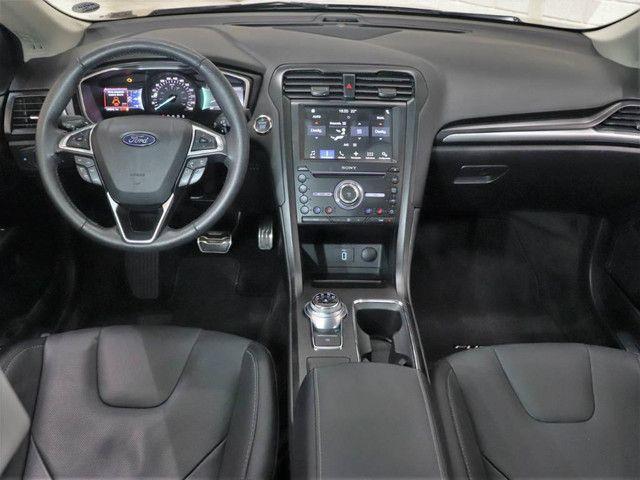 Ford Fusion Titanium 2.0 GTDI FWD - Foto 8