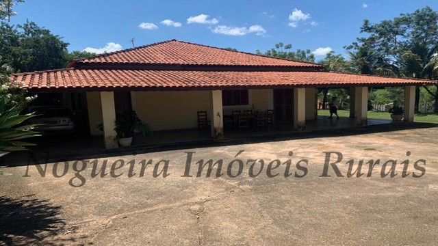 Maravilhosa chácara com 20.000 m², ótima casa, local tranquilo (Nogueira Imóveis Rurais) - Foto 14