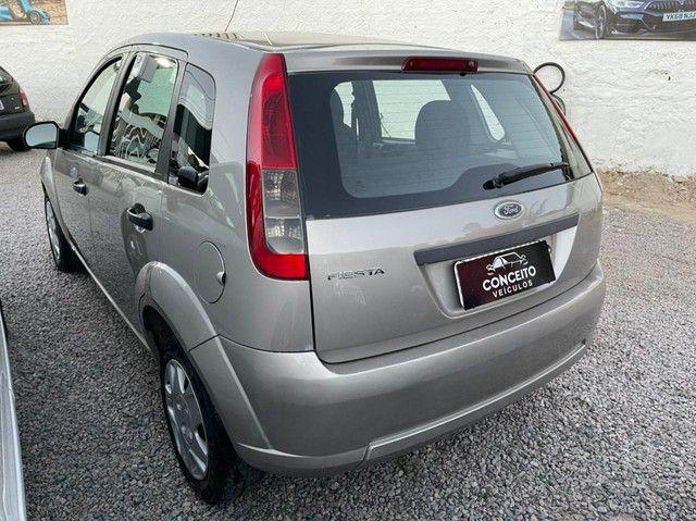 Ford - Fiesta 1.0 2011 completo de tudo e de ÚNICO DONO COM APENAS 60.000km rodado - Foto 4
