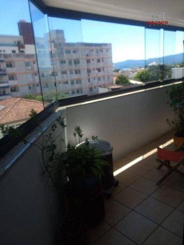 Apartamento com 3 dormitórios à venda, 116 m² por R$ 649.000 - Balneário - Florianópolis/S - Foto 3