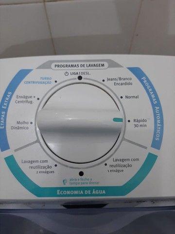 Máquina de lavar Eletrolux turbo 6k - Foto 5