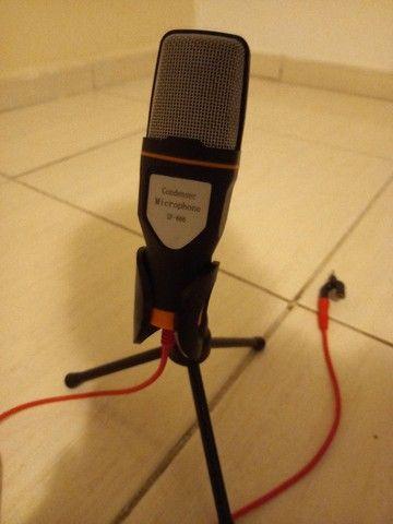 Microfone Condensador SF 666 - Foto 3