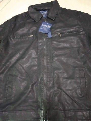 Jaquetas de couro
