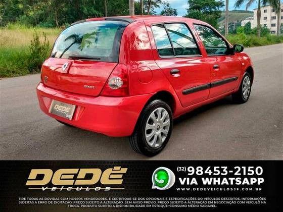 CLIO 2010/2011 1.0 CAMPUS 16V FLEX 4P MANUAL - Foto 5