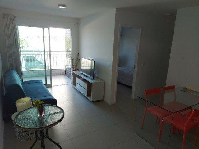 Apartamento condominio fechado, nascente, estilo pé de areia - área de lazer moderníssima - Foto 8