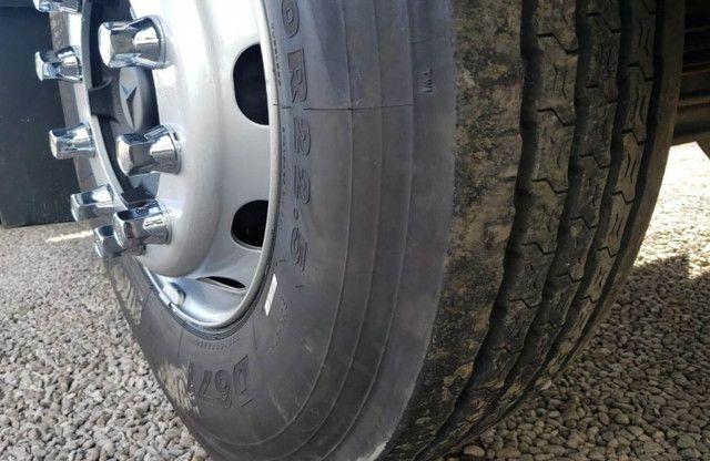 Mercedes Benz Atego 2429 - Bitruck Câmara fria 16 paletes - Foto 16
