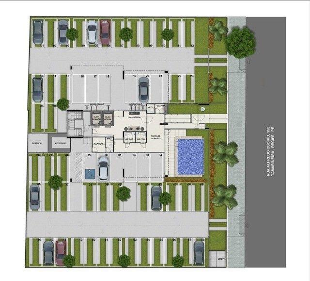 Bosque da Tamarineira - Lançamento 03 quartos com 63m² - Foto 9
