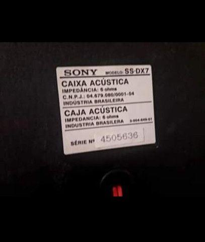 Par de caixas de som Sony 400w rms  - Foto 5