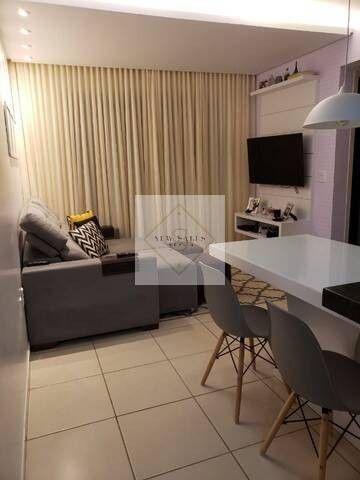 Apartamento com 2 quartos sendo uma suíte, Negrão de Lima! - Goiânia!