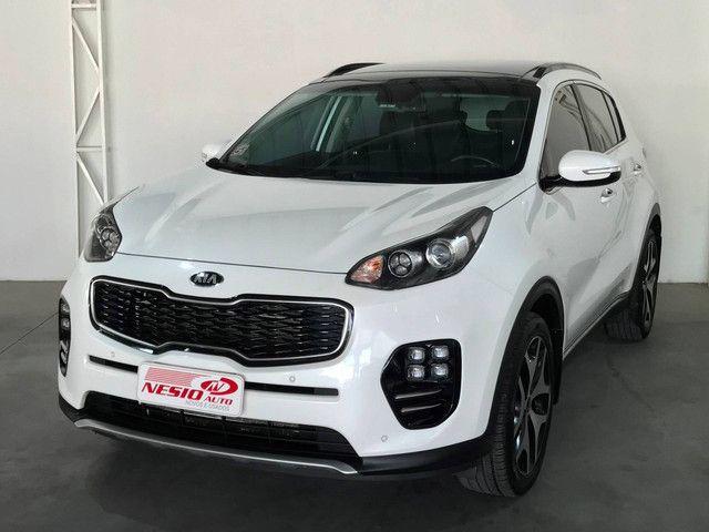 Sportage EX 2.0 AT - 2018