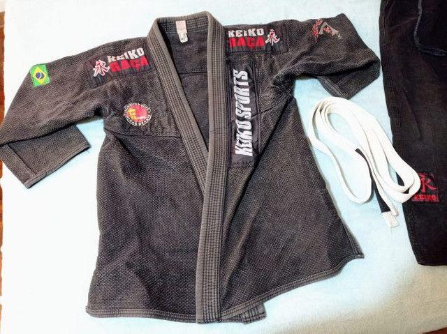 Kimono Jiu-Jitsu Keiko - Foto 3