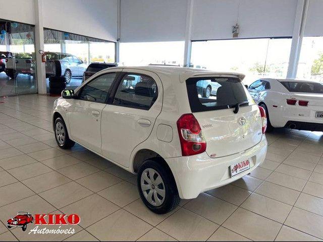 Toyota ETIOS XS 1.3 Flex C/ 56 Mil Km  - Foto 8