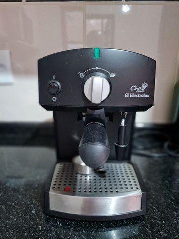 Cafeteira Eletrolux chef crema - Foto 3