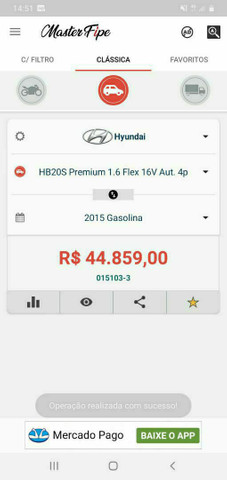 HB20S PREMIUM 1.6 16V TOP DE LINHA  - Foto 11