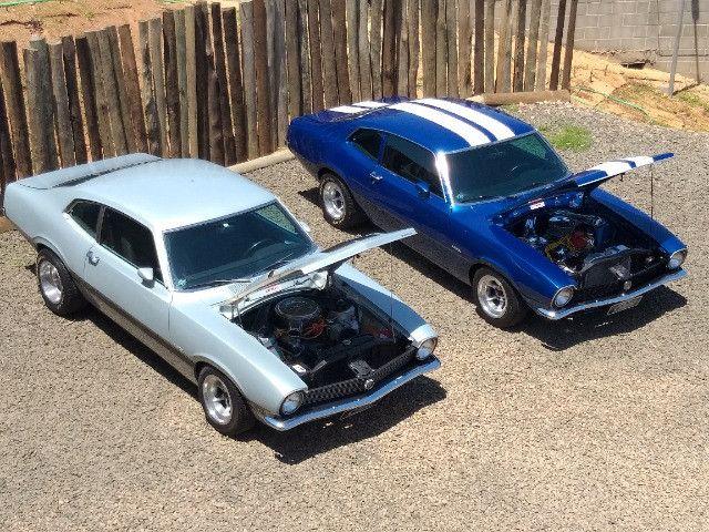 Maverick V8 Carangas Garage - Foto 20