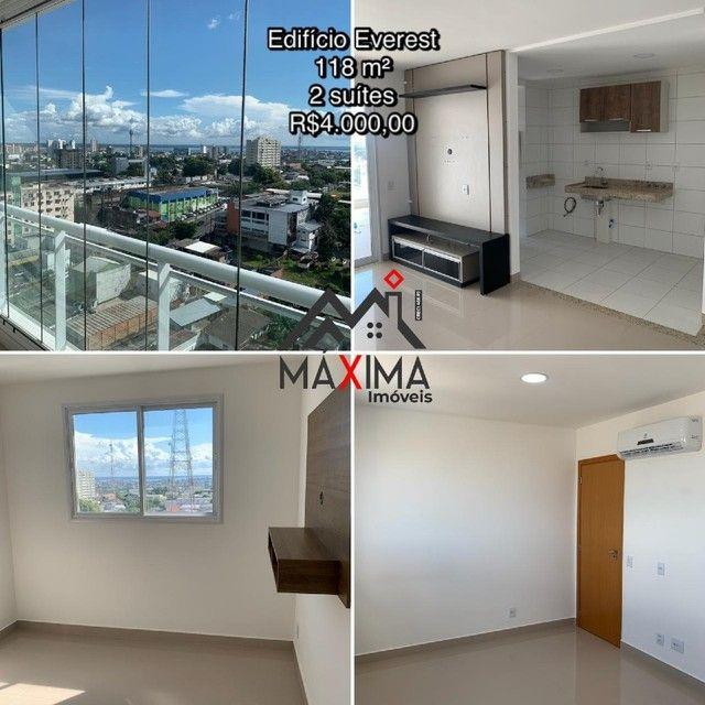 Apartamento para aluguel, 2 quartos, 1 suíte, 2 vagas, Praça 14 de Janeiro - Manaus/AM
