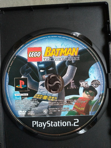 Jogo PS2 Playstation 2 original Batman Lego - Foto 2