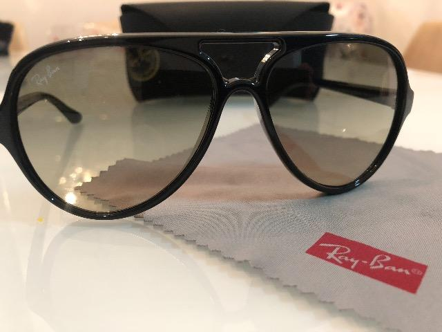 2f9e0e0578b39 ... amazon Óculos ray ban cats 5000 rb 4125 preto 4e2ad 44ed5