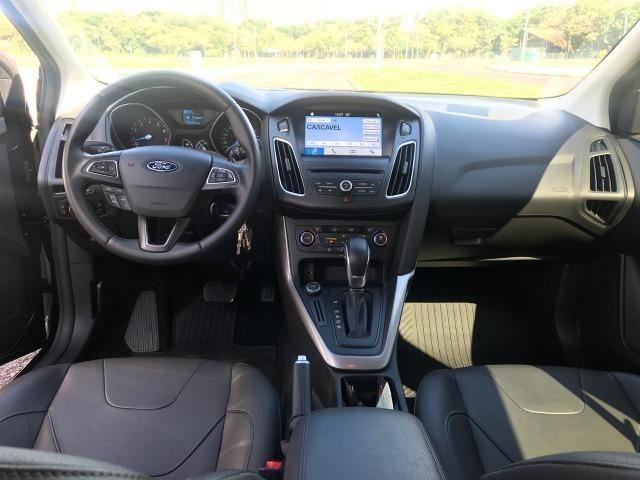 Ford Focus Sedan 2.0 Se PLUS 18/18 - Único dono, comprado em Toledo. 17.000KM