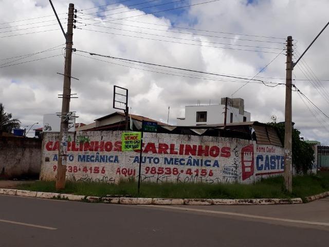 Òtimo Lote Comercial De 270 M² na Avenida Principal Do Riacho Fundo 2 - Foto 2