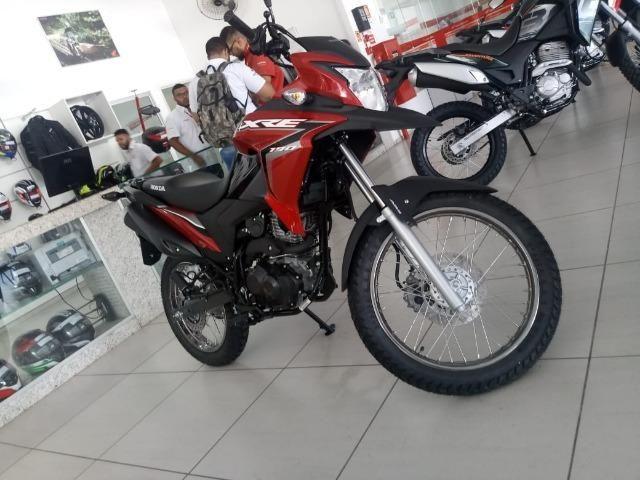 Honda XRE 190 Alagoas Motos - Foto 3