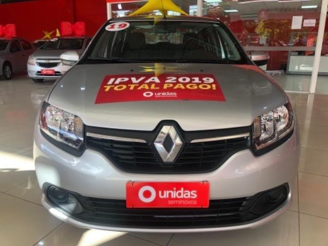 Renault Logan Exp 1.6 2019