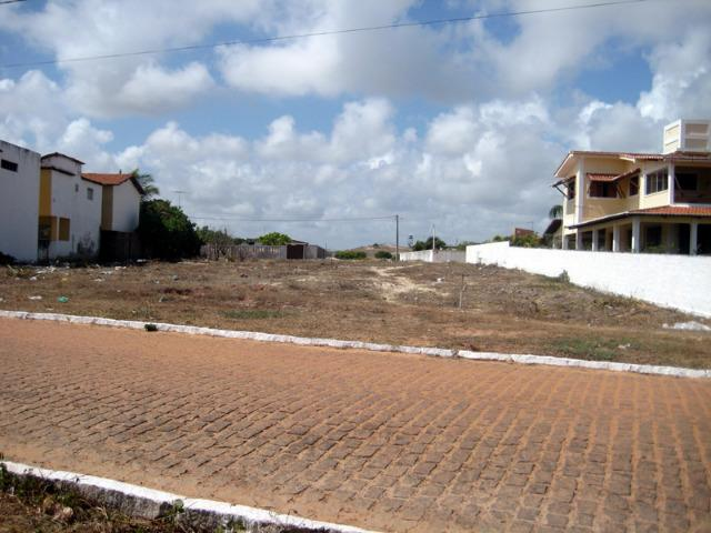 Excelente terreno na Praia de Muriú