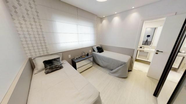 Apartamento Alto Padrão Finamente Decorado 4 Suítes - Foto 18