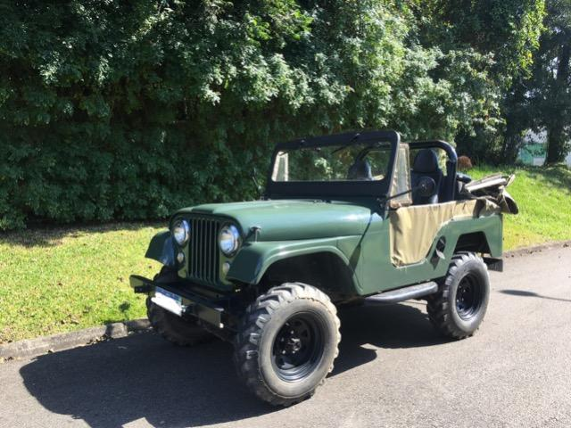 Jeep Willys 1957 4 marchas 4cc - Foto 2