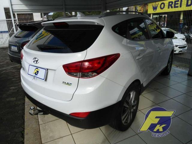 ix35 GLS 2.0 16V 2WD Flex Aut. - Foto 3