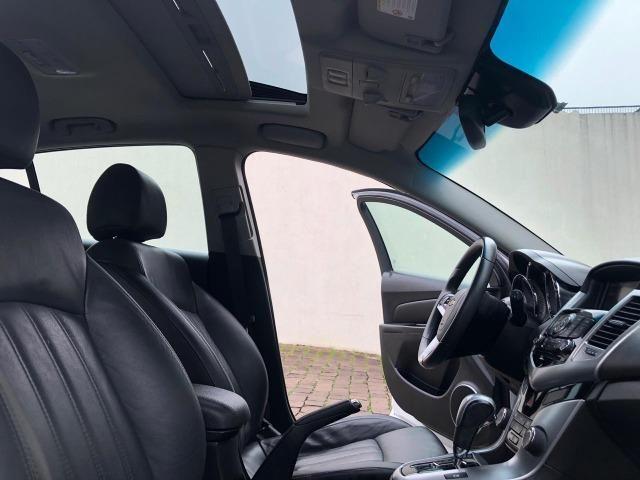 GM - Chevrolet - Cruze Hatch Sport LTZ 1.8 AT - Foto 10