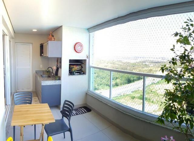 Apartamento com 2/4 sendo 1 suíte no Brasil Beach Completo de Planejados! - Foto 3