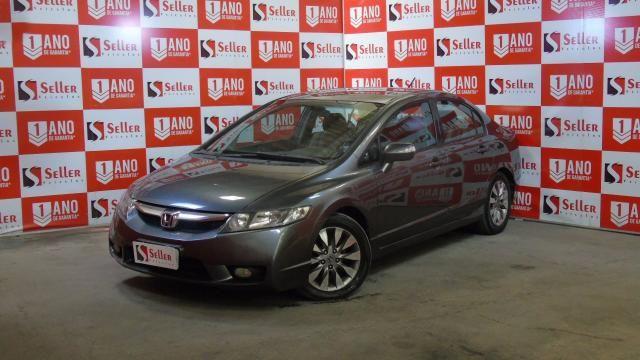 HONDA CIVIC 2011/2011 1.8 LXL 16V FLEX 4P AUTOMÁTICO