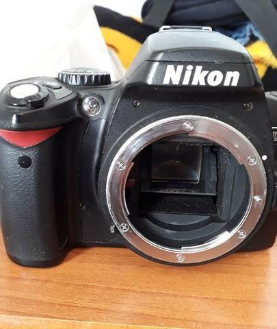 Nikon D40 em perfeito estado - Foto 6