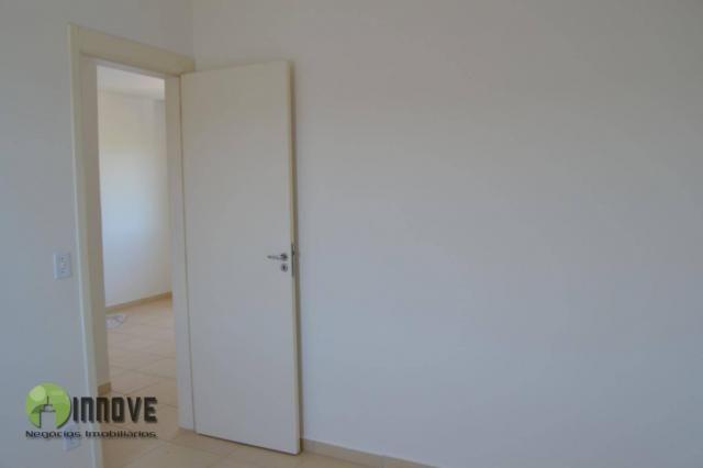 Apartamento com 2 dormitórios para alugar, 50 m² por r$ 700/mês - condomínio vitta - sertã - Foto 10