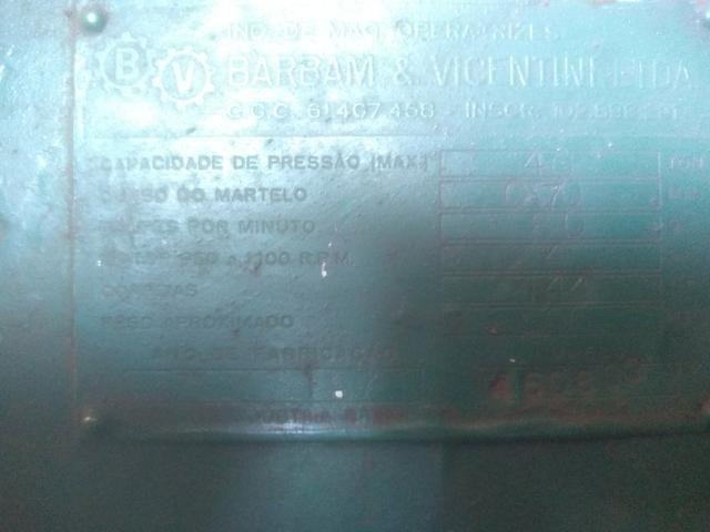 Prensa excêntrica para 40 tonelada barmam - Foto 3