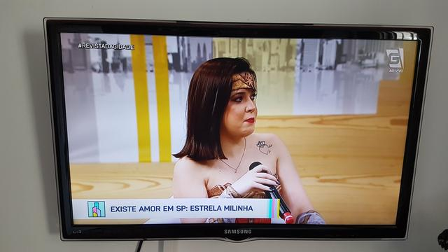 Tv sansung 32