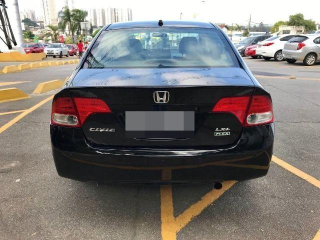 Honda Civic 1.8 LXL 16V Flex 4P Automático - Foto 3