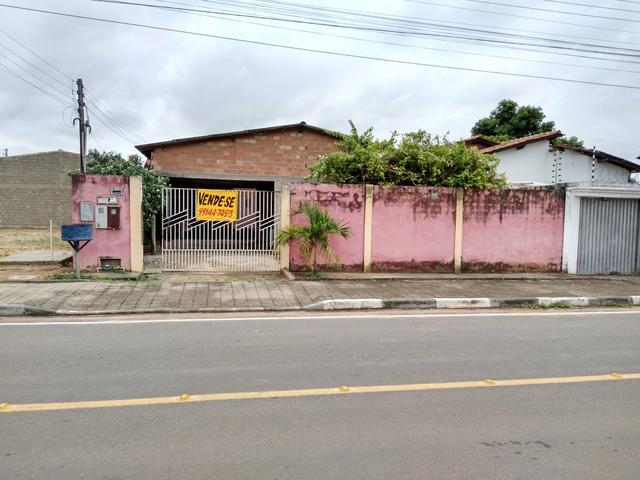 Vende-se Casa No Centenário