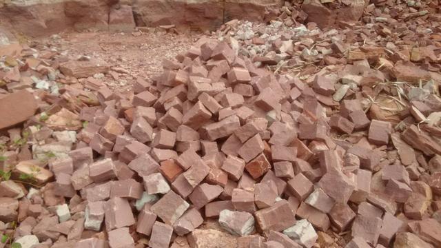 Pedra para calçamento, Paralelepípado