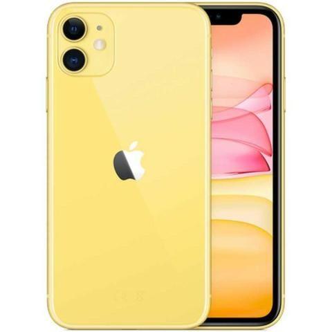 Apple iPhone 11 128 GB Novo Com garantia