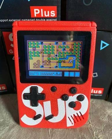 SUP 400 em 1 - Vídeo Game Portátil 400 jogos internos . Mini Game SUP Game Box Plus - Foto 6