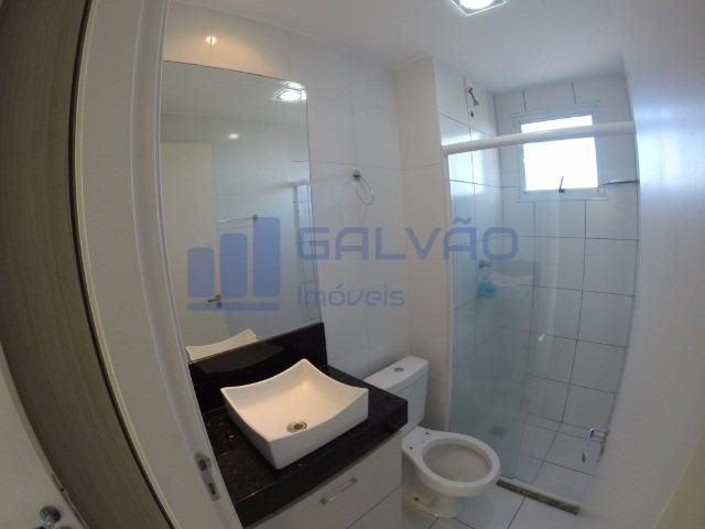 MR- Lindo apartamento 2Q com suíte no Praças Reservas na Praia da Baleia - Foto 11
