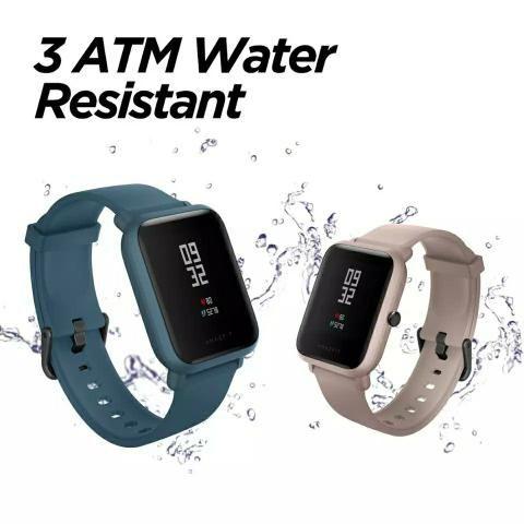 Relógio Inteligente Amazfit Bip Lite - Foto 5